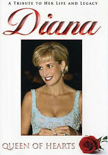 Readers Digest Remembers Diana: Queen of Hearts (DVD) NEW