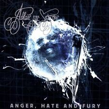 Ablaze My Sorrow-Anger,Hate And Fury  (UK IMPORT)  CD NEW