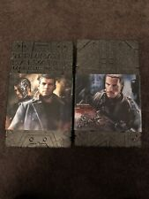 1/6 Scale Hot Toys Marcus Wright Terminator Salvation 2 Figures Read Description