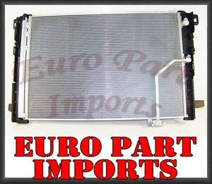 Mercedes-Benz W172 W212 W207 W204 A/C AC Condenser HELLA OEM Qty 351307651