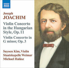 Joachim: Violin Concerto in the Hungarian Style, Op. 11; Violin Concerto in G mi