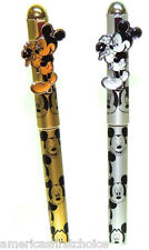 MICKEY MOUSE GOLD COLLECTOR'S PEN+MICKEY MOUSE SILVER COLLECTOR'S PEN COMBO-NEW