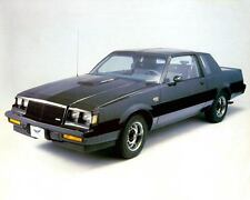 1987 Buick Grand National Automobile Photo Poster zc292-9AEORG