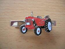 Krawattenklammer IHC Diesel D 324 / D324 rot red Traktor Schlepper 7036 Scarfpin