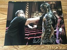 Guillermo Del Toro Autographed 11x14 Photo The Shape of Water Hellboy  PROOF
