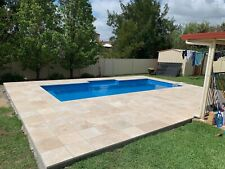 Premium Travertine - Cream 400x400x30 and 600x400x30