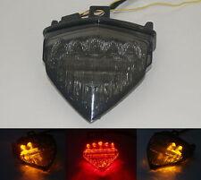 Feu LED + clignotants intégrés HONDA CB1000R 2008 2016 CBR600F 2011 2013 FUMÉ