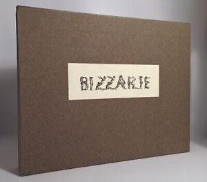BRACELLI BIZZARIE Tristan Tzara SURREALISM Paris 1963 Fine in SLIPCASE 1st ed