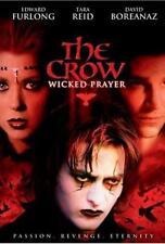 THE CROW WICKED PRAYER Edward Furlong*Tara Reid Fantasy Horror Thriller DVD *EXC