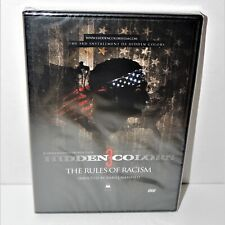 NEW Hidden Colors 3 The Rules of Racism DVD 2014 Civil Rights Documentary
