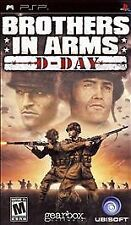 Brothers in Arms: D-Day (Sony PSP, 2006)