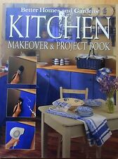 Better Home and Gardens Kitchen Makeover & Project book Magazine
