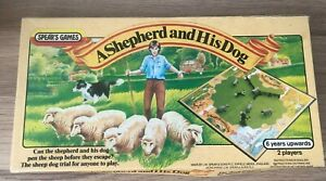 A SHEPHERD AND HIS DOG Replacement game pieces spare parts Fences Sheep Dog etc