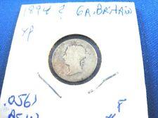 Great Britain 1894 4 pence