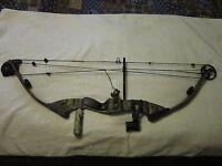 PSE Archery Nova Compound Bow