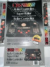 Empty Card Box for CBS ColecoVision Roller Controller Repro