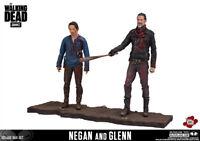 Negan Lucille and Glenn Deluxe Box 2-Pack The Walking Dead 13 cm Figur McFarlane