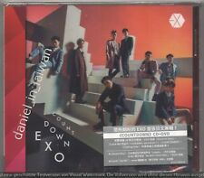 EXO: Countdown - 1st Japanese Album (2018) CD & DVD SEALED