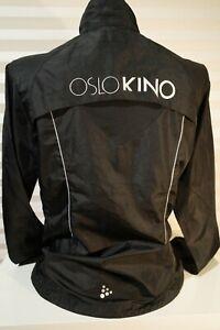Craft Oslo Kino L3 Protection Windstopper Winbreaker Womens Running Jacket Sz M