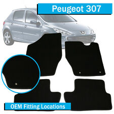 Peugeot 307 - (2001-2008) - Tailored Car Floor Mats