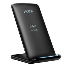 Holife Fast Qi Wireless Charger Stand Samsung iPhone 2018 Upgraded