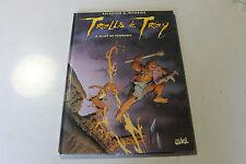 troll de troy t2 réédition