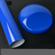 Blue Vinyl Sheets To Overlay And Cut for Chevy Bowtie Emblems Grill & Rear
