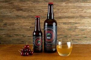 NaturAlly Fed Premium Kombucha cherry 750ml x 6