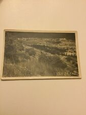 1900's Postcard Real Photo Haifa Bat Galim Israel Very Rare