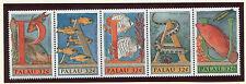 Palau, Scott 388, Fish, Marine, 1996, NH