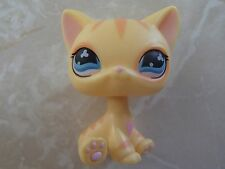 Littlest Pet Shop RARE Sitting Cat No # Electronic Diary Journal Heart Valentine