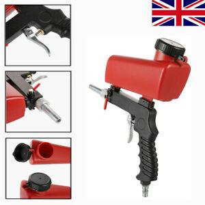 """1/4"""" Handheld ABS Air Compressor Speed Gun Sand Blaster Sandblaster Blasting"""