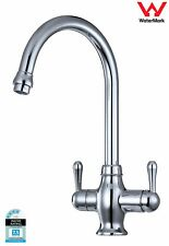 Standard Goose Neck 3 Way Mixer Tap Drinking Faucet Watermark Certified 9-17
