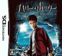 Harry Potter and the Half?Blood Prince NINTENDO DS Japan Version