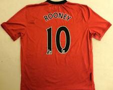 Manchester United FC 09/10 Nike Football Shirt Soccer Jersey Rooney 10 XLarge GC