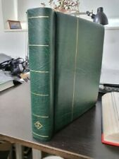 More details for lighthouse luxus 1 album green  with complete gb inserts unused