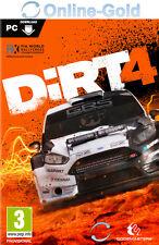 DiRT 4 IV - PC Online Game Code - Steam Digital Download Key [Rennspiele] EU/DE