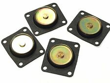 Holley QFT AED CCS 135-5 30cc Accelerator Pump Diaphragm 4 Pack