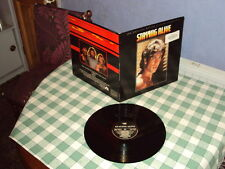 STAYING ALIVE - BEE GEES - A//2 B//1 SUPERB AS NEAR TO MINT! LP ORIGIANAL 1983