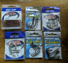 Fishing Hooks Eagle Claw & Gamakatsu