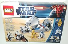 Lego Star Wars Droid Escape Set 9490 Sandtrooper Swoop Bike Factory Sealed
