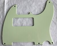 Custom Guitar Pickguard For Vintage 5-hole Fender Telecaster P90,Vintage Green
