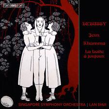 Claude Debussy: Jeux, Khamma & La boite a joujoux, New Music