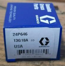 Graco 13g18a 24p646 Spray Nozzle Tip E106
