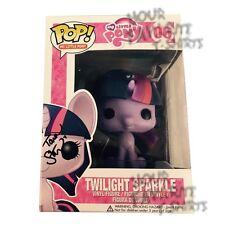 My Little Pony Twilight Sparkle Signed By Tara Strong Funko Pop! Vinyl Figure