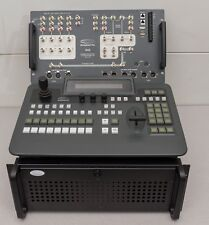 Broadcast Pix Slate 2100 SD Video Production Switcher - Full setup with iBob