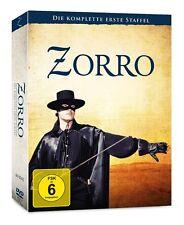 Zorro - Die komplette erste Staffel (Serie, 1) 7 DVD Edition NEU + OVP!