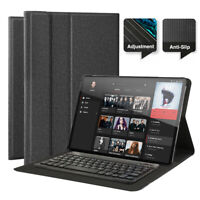 """For iPad Pro 12.9"""" inch 3rd Gen 2018 Wilreless Bluetooth Keyboard & Stand Case"""