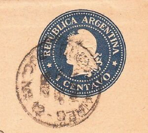 Argentina 3 Different Wrappers PSE Circa 1905 Buenos Aires ALL Local Delivery  Ö