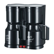 SEVERIN KA 5828 Duo-Thermo-Kaffeeautomat Filterkaffeemaschine Schwenkfilter 800W